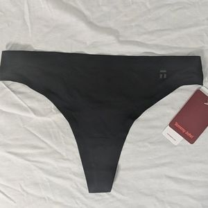 Tommy John Air Mesh Thong NWT, Black, size M